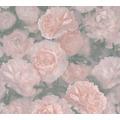 AS Création Vliestapete Neue Bude 2.0 Edition 2 Romantic Flowery rosa grau lila 374021 10,05 m x 0,53 m