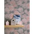 AS Création Vliestapete Neue Bude 2.0 Edition 2 Romantic Flowery rosa grau lila 374021