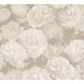 AS Création Vliestapete Neue Bude 2.0 Edition 2 Romantic Flowery rosa grau weiß 374023 10,05 m x 0,53 m