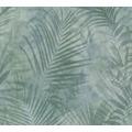 AS Création Vliestapete Neue Bude 2.0 Edition 2 Tropical Concret grün grau 374111 10,05 m x 0,53 m