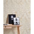 AS Création Vliestapete Neue Bude 2.0 Edition 2 Used Glam barock weiß grau metallic 374135 10,05 m x 0,53 m