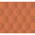 AS Création Vliestapete Pop Style geometrische Tapete schwarz orange 374784 10,05 m x 0,53 m