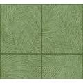 AS Création Vliestapete Sumatra Tapete mit Palmenblättern grün 373721 10,05 m x 0,53 m