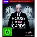 Ascot Elite House of Cards-Die komplette dritte Mini-Serie-, Blu-ray