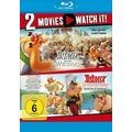 Asterix und die Wikinger / Asterix im Land der Götter [Blu-ray]