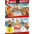 Asterix und die Wikinger / Asterix im Land der Götter [DVD]