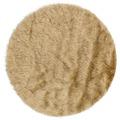 Astra Kunstfell Olbia D. 181 C. 060 braun 120 cm rund