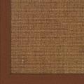 Astra Sisalteppich Manaus mit ASTRAcare (Fleckenschutz) 200 x 200 cm braun Farbe 65