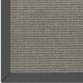 Astra Sisalteppich Manaus mit ASTRAcare Fleckenschutz Col. 40 graphit 140 cm x 200 cm