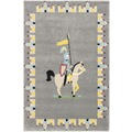 Astra Teppich Bambica Design 171, Farbe 005 Ritter 160 x 230 cm