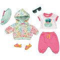 BABY born Play&Fun Deluxe Fahrrad Outfit