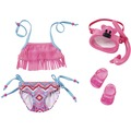 BABY born Play&Fun Deluxe Schwimm Set