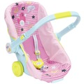 BABY born® Schalensitz mit Rädern