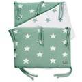 Baby's Only Bettnest Star mint/weiß