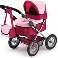 Bayer Design Puppenwagen Trendy bordeaux