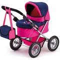 Bayer Design Puppenwagen Trendy pink/blau