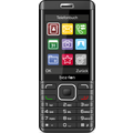 beafon C350 Dual SIM, schwarz,
