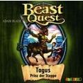 Beast Quest 04. Tagus, Prinz der Steppe Hörbuch