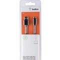Belkin USB 2.0 Micro-USB auf USB-A Kabel, 1.8m, schwarz