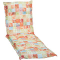 BEO Liege Nizza Patchwork, orange und beige BE749