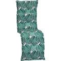 BEO Relax Nizza Palmenblatt grün BE808