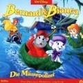 Bernard und Bianca. CD Hörspiel