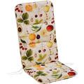 Best Sesselauflage hoch 120x50x6cm D.2062