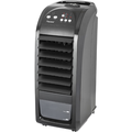 bestron 3-in-1 Mobiler Luftkühler / Reiniger / Befeuchter, Schwarz