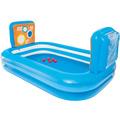 """Bestway ® Family Pool """"Torwand"""" 237 x 152 x 94 cm"""