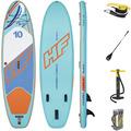 "Bestway Hydro-Force™ SUP-Allround-Board-Set ""HuaKa'i Tech"" mit Paddel 305 x 84 x 15 cm"