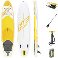 "Bestway Hydro-Force™ SUP Touring-Board-Set ""Aqua Cruise Tech"" mit Paddel 320 x 76 x 15 cm"