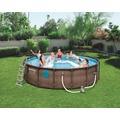 Bestway Power Steel Swim Vista Series Pool Set, Ø 488cm, H 122cm (56725)