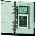 bind Digital-Rechner / Digital Calculator Kunststoff  silber