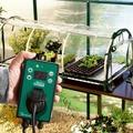 Bio Green Jumbo-Aufzuchthaus beheizt