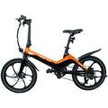 Blaupunkt Falt-E-Bike Fiene 500 Racing-Orange/Schwarz