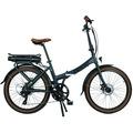 Blaupunkt Falt-E-Bike Frida 500 Lava Grau matt