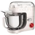 Bodum BISTRO elektrische Küchenmaschine, 4.7 l cremefarben