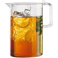 Bodum CEYLON Eisteekanne mit Filter, 3.0 l transparent