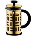 Bodum EILEEN Kaffeebereiter, 3 Tassen, 0.35 l gold