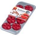 Bolsius 8er Packung Bolsius Aromatic Wax Melts, aromatischer Bratapfel