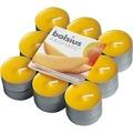Bolsius Duft-Teelichte 4 Std. 18er Pack Mango