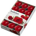 Bolsius Duft-Teelichte 4 Std. 30er Pack samtige Rose