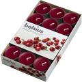 Bolsius Duft-Teelichte 4 Std. 30er Pack wilde Kranbeere-nur saisonal