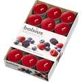 Bolsius Duft-Teelichte 4 Std. 30er Pack, Winterbeeren