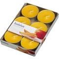 Bolsius Duft Maxilichte 8 Stunden 6er Pack Mango