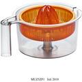 Bosch MUZ5ZP1 Zitruspresse transparent mit orangem Presskegel Für MUM 5...