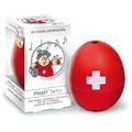 Brainstream PiepEi Swiss rot mit Druck