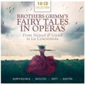 Brother Grimms Fairy Tales in Operas, CD