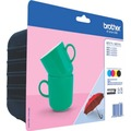 Brother Tinten Multipack LC-227XL Value Pack (4er Set)