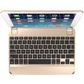 BRYDGE  Aluminum Bluetooth Tastatur, für alle Apple iPad 9,7 modelle, gold, BRY1013G